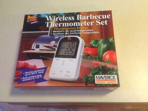 Maverick Wireless BBQ Thermometer