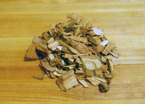 Types of Wood for Smoking - Mesquite Chips